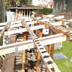 pool heizung solar absorber 7 - Projekt Poolbau – Bau und Anschluss der Solarheizung