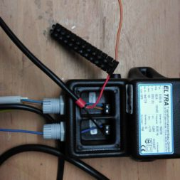 pool installationen 17 - Projekt Poolbau - Elektroinstallation