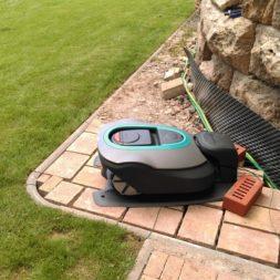 Rasenroboter Gardena Sileno 2 - Automatisierung im Garten – Einbau und Nutzung des Rasenroboters Gardena Sileno+