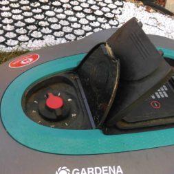 Rasenroboter Gardena Sileno 6 - Automatisierung im Garten – Einbau und Nutzung des Rasenroboters Gardena Sileno+