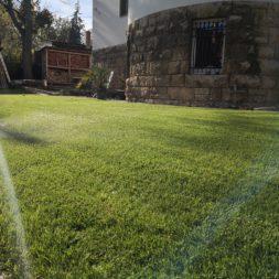 Hunter Rasenbewaesserung winterfest machen Druckluft ist die Loesung 4 - Unterirdische Rasenbewässerungsanlage Einwintern und frostsicher machen