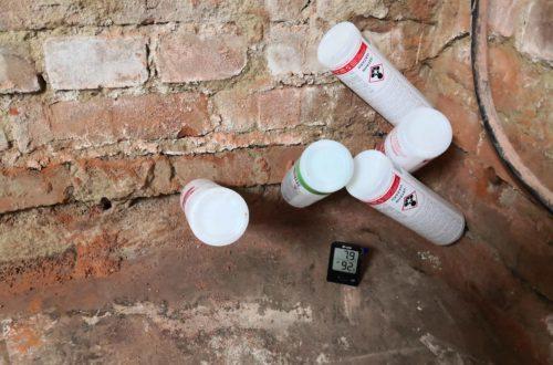 IMG 20200112 142101 - Keller Trockenlegen – #1 Probebohrung für die Injektionsflaschen