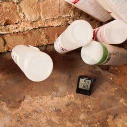 Keller Trockenlegen Inkektion 10 1 - Keller Trockenlegen – #1 Probebohrung für die Injektionsflaschen