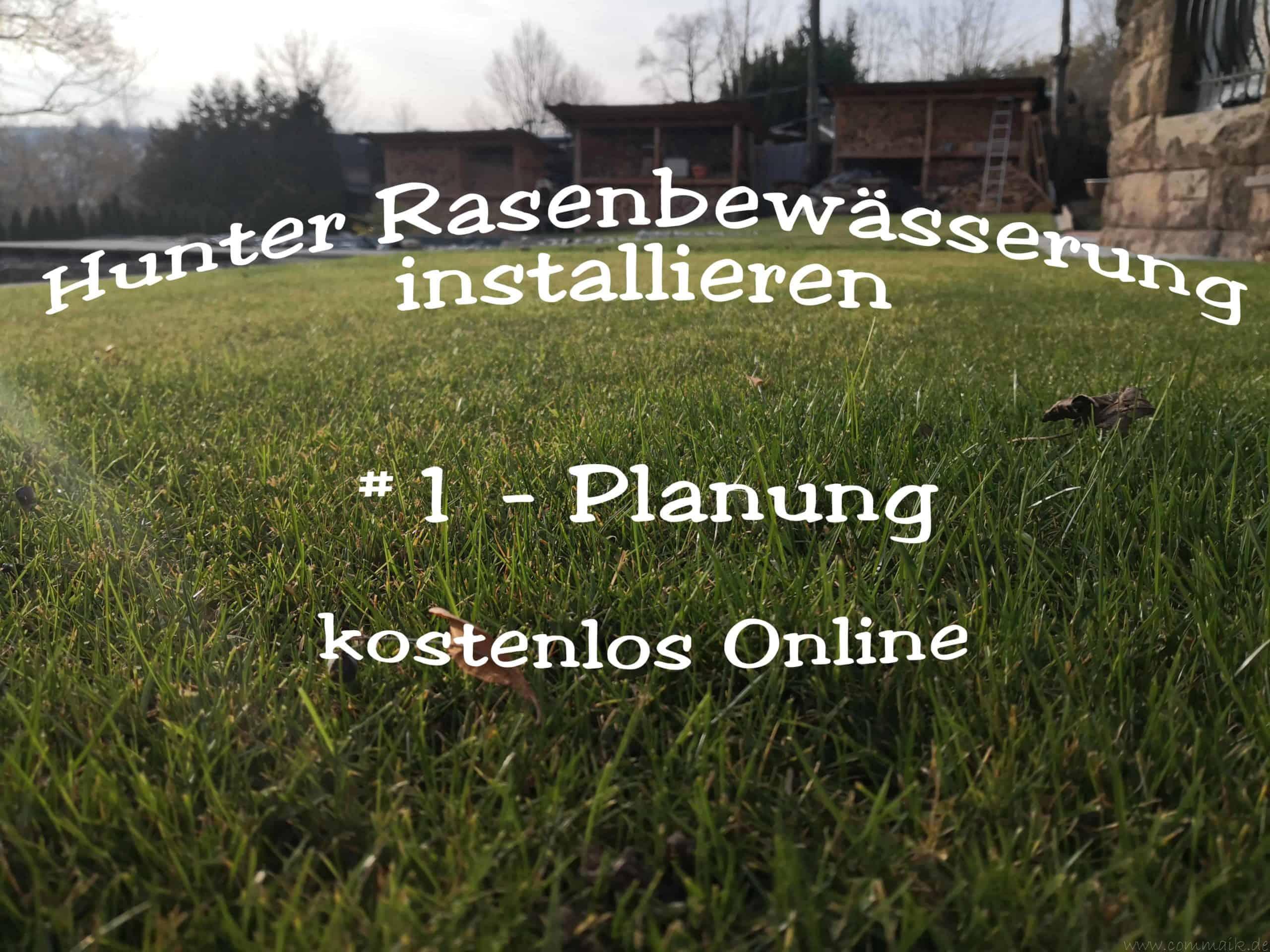 Rasenbewässerung planen und installieren 20 – Optimale ...