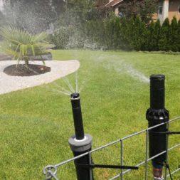 Rasenbewaesserung Vergleich Getrieberegner Hunter I20 vs Hunter MP Rotator 22 - Rasenbewässerung planen und installieren #2 – Reicht mein Wasseranschluss?