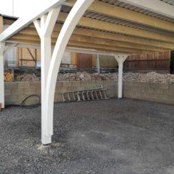 Carport Holzschutz1 - Projekt Carport #6 - Easycarport - Carport selber bauen