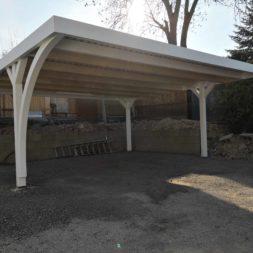 Carport Holzschutz2 - Projekt Carport #6 - Easycarport - Carport selber bauen