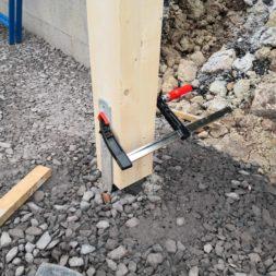 IMG 20190406 082415 - Projekt Carport #6 - Easycarport - Carport selber bauen