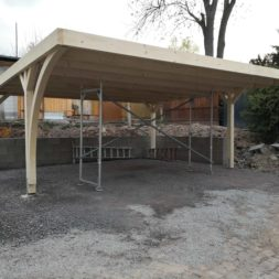 IMG 20190406 194547 - Projekt Carport #6 - Easycarport - Carport selber bauen