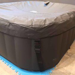 MSpa Alpine Delight Aufblasbarer Whirlpool fuer die Sauna 7 - MSpa Alpine Delight - Aufblasbarer Whirlpool für die Sauna