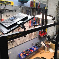Gliede Gear OH100 Overhead Kamera Plattform 30 - Glide Gear OH100 Overhead Kamera Plattform