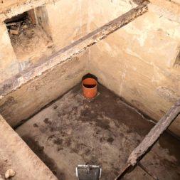 Keller trocken legen pumpensumpf bauen 20 - Keller Trockenlegen - Neue Tauchpumpe nach 1 Monat zerstört