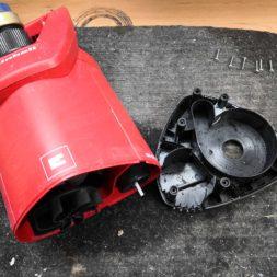 Keller trocken legen pumpensumpf pumpe defekt Rueckschlagventil einbauen 4 - Keller Trockenlegen - Neue Tauchpumpe nach 1 Monat zerstört