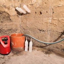 Keller trocken legen pumpensumpf pumpe defekt Rueckschlagventil einbauen 7 - Keller Trockenlegen - Neue Tauchpumpe nach 1 Monat zerstört