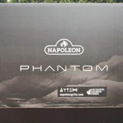 Napoleon Phantom p500 Aufbau 3 - Napoleon PHANTOM P500 - Aufbau und erster Eindruck