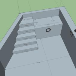 Pool Plan 3 - Pool umBAUEN – Pool planen | 3D Grundriss erstellen | Welche Einbauteile sollen verbaut werden?