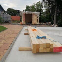 Gartenhaus mit Vogelvoliere selber bauen aufbau gartenlaube commaik.de 45 - Gartenhaus mit Vogelvoliere selber bauen