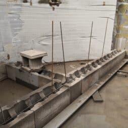 Pool umbauen Waende mauern Bewehrung einbauen 15 - Pool UMbauen – Wände mauern | Bewehrung einbauen | Schalsteine setzen