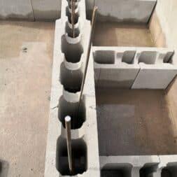 pool umbauen waende mauern bewaehrung einbauen commaik.de 50 - Pool UMbauen – Wände mauern | Bewehrung einbauen | Schalsteine setzen