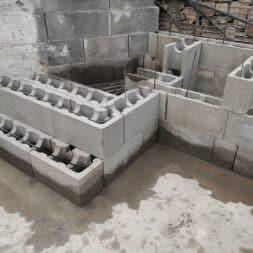 pool umbauen waende mauern bewaehrung einbauen commaik.de 65 - Pool UMbauen – Wände mauern | Bewehrung einbauen | Schalsteine setzen