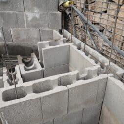 pool umbauen waende mauern bewaehrung einbauen commaik.de 66 - Pool UMbauen – Wände mauern | Bewehrung einbauen | Schalsteine setzen