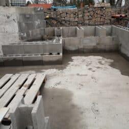 pool umbauen waende mauern bewaehrung einbauen commaik.de 67 - Pool UMbauen – Wände mauern | Bewehrung einbauen | Schalsteine setzen