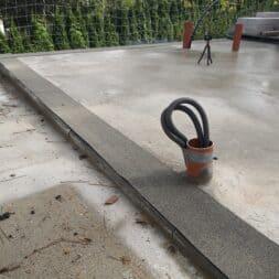 Gartenkueche bauen–Sockel und Waende mit Gasbeton Pornbeton Ytong mauern commaik.de 13 - Gartenküche bauen #2 – Sockel und Wände mit Gasbeton mauern