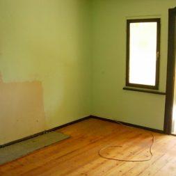 dscn42651 - Das Wohnzimmer vor Baubeginn