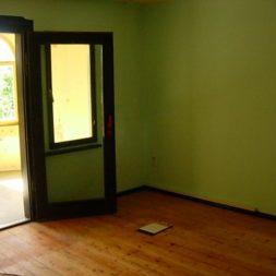 dscn42661 - Das Wohnzimmer vor Baubeginn