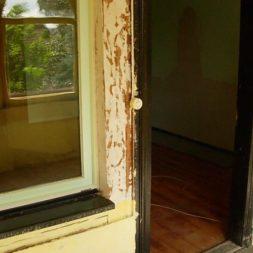 dscn4271 - Das Wohnzimmer vor Baubeginn