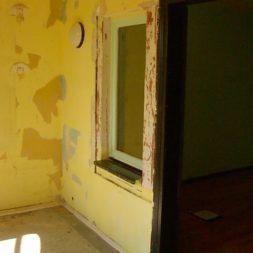 dscn42721 - Das Wohnzimmer vor Baubeginn
