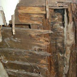 dscn43241 - Der Einbau der Dachfenster-Abriss der Gauben