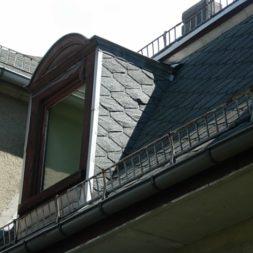 dscn4503 - Der Einbau der Dachfenster-Abriss der Gauben