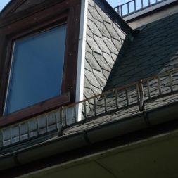 dscn4504 - Der Einbau der Dachfenster-Abriss der Gauben