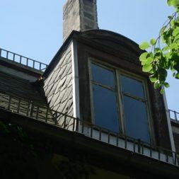 dscn4546 - Der Einbau der Dachfenster-Abriss der Gauben
