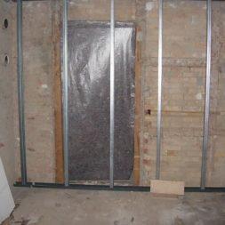 dscn5304 - Rohbau in der neuen Küche - Dämmung und Installationen