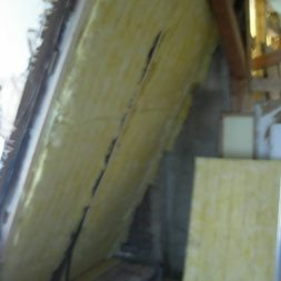 dscn5363 - Rohbau in der neuen Küche - Dämmung und Installationen