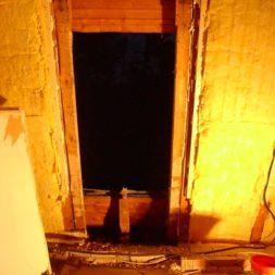 dscn5406 - Der Einbau der Dachfenster-Abriss der Gauben