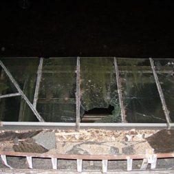 dscn5478 - Der Einbau der Dachfenster-Abriss der Gauben