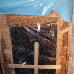dscn5555 - Der Einbau der Dachfenster-Abriss der Gauben